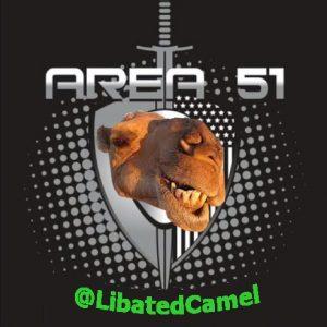 Libated Camel